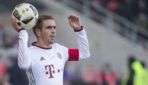 Philipp Lahm beendet seine aktive Karriere am Saisonende