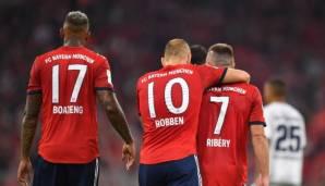 FCB: Fitness-Trainer schwärmt über Robbery