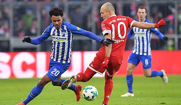 Bayern Hertha übertragung