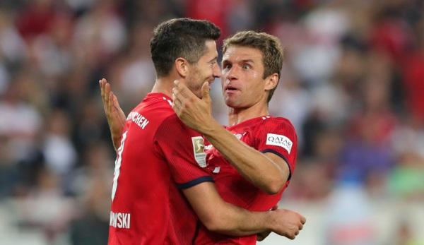 FC Bayern: Hummels, Alaba, Thiago und Lewandowski wieder im Training