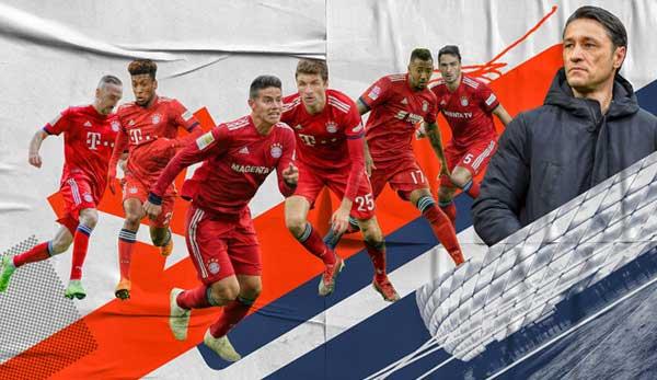 FC Bayern: Die fünf heißesten Stammplatz-Duelle der Rückrunde