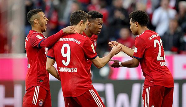 FC Bayerns Restprogramm in der Bundesliga: RB Leipzig und Eintracht Frankfurt als mögliche Stolpersteine?
