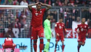 DFB-Pokal: Boateng feiert nicht mit dem FC Bayern