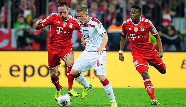 Bayern Gegen Kaiserslautern