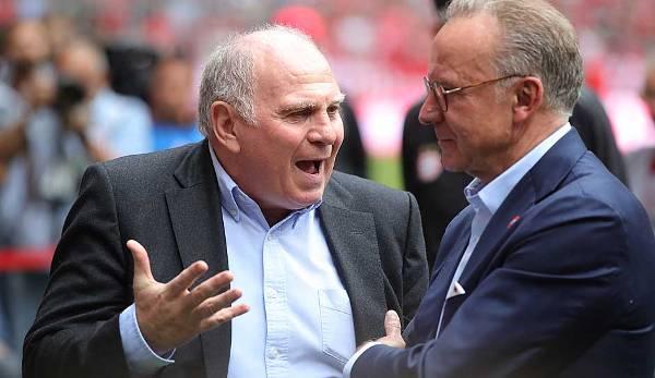 Diashow: FC Bayern: Mögliche Zu- und Abgänge des FCB im Sommer