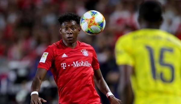 FC Bayern, News und Gerüchte: David Alaba geschmeichelt von Barcelona-Interesse