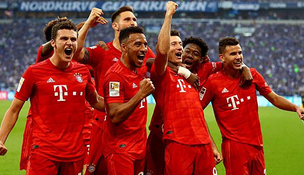 Champions League Bayern übertragung