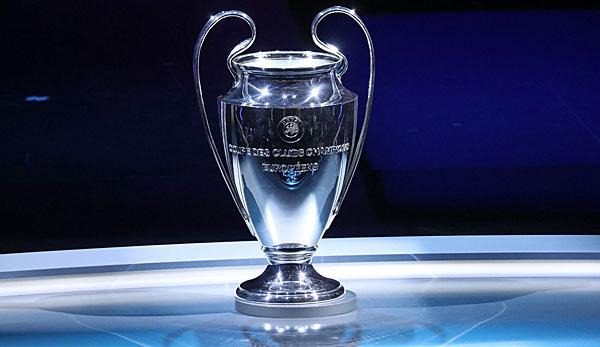 Fc Bayern Munchen In Der Champions League Live Im Tv Und