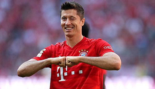 FC Bayern München: Robert Lewandowski trifft wieder und macht's wie Carsten Jancker