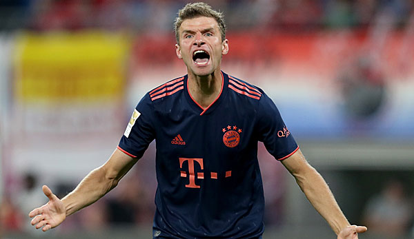 FC Bayern, News und Gerüchte - Müller ärgert Frage zu Kovac: Keine Feuer legen, bitte