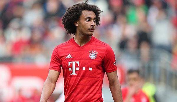 FC Bayern verlängert Vertrag mit Nachwuchsspieler Joshua Zirkzee