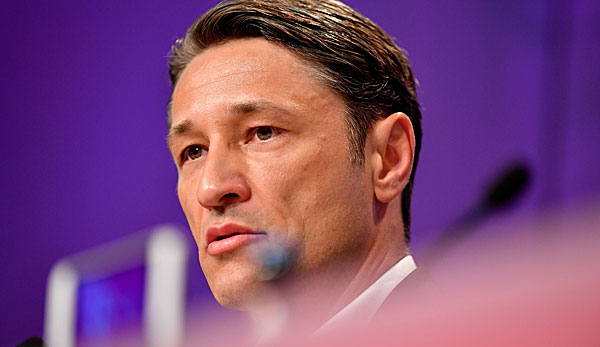 FC Bayern München - Kovac über Notnagel Müller: Aussage war ein Fehler von mir