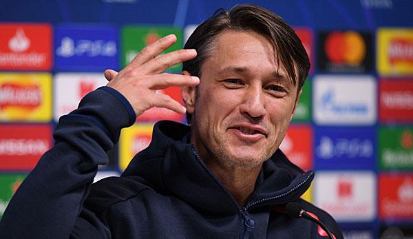 FC Bayern München: Pressekonferenz mit Niko Kovac heute im LIVE-TICKER