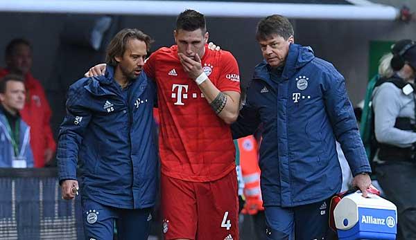 FC Bayern - News und Gerüchte: Verletzung von Niklas Süle offenbar noch gravierender