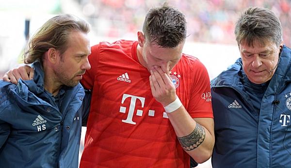 Niklas Süle in den besten Händen: Warum ihm trotzdem das EM-Aus droht
