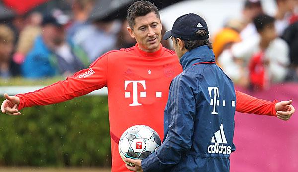 """FC Bayern - Lewandowski: Zeitpunkt der Kovac-Entlassung """"unglücklich"""""""