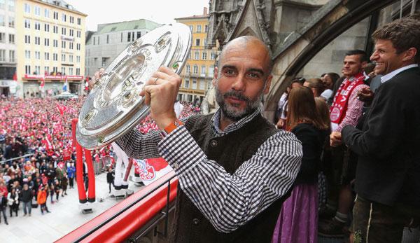 Pep Guardiola zurück zum FC Bayern? Berater lässt Raum für Spekulationen
