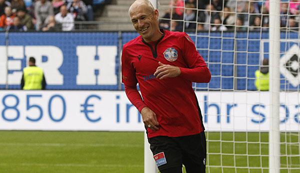 """Arjen Robben als F-Jugend-Trainer beim TSV Grünwald: """"Es macht mir Spaß"""""""