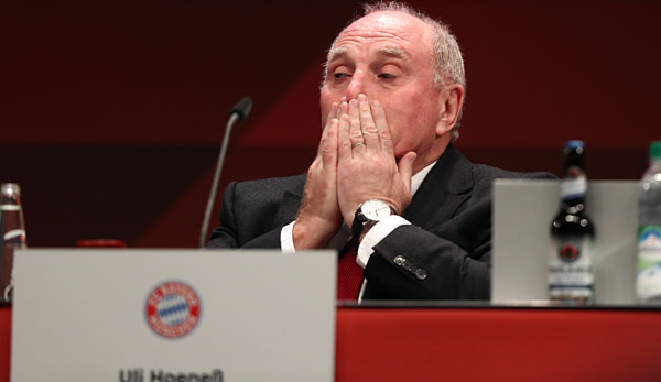 Kommentar zum Abschied von Uli Hoeneß beim FC Bayern: Aus der Zeit gefallen