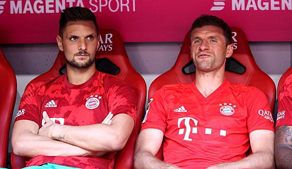 FC Bayern München: Manuel-Neuer-Ersatz Sven Ulreich vermisst Bundesliga-Einsätze