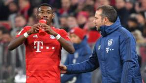 Alaba wants to continue with Flick   - Transgaming 1