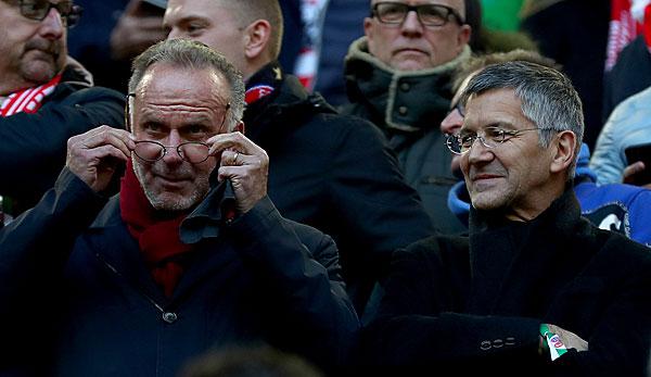 FC Bayern - News und Gerüchte: Rummenigge nennt Zeitpunkt für Trainerentscheidung