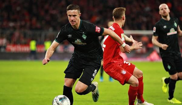 MARCO FRIEDL (21 ans - pour 3,5 millions d'euros au Werder Bremen): Après son prêt d'un an, il a finalement rejoint l'équipe de Brême car il avait trop peu de recul au FCB. Situé sous l'entraîneur du Werder Florian Kohfeldt - principalement en tant que défenseur central.