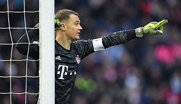 FC Bayern: Daran hakt die Vertragsverlängerung mit Neuer