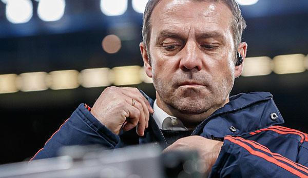 FC Bayern München: Pressekonferenz vor dem Spiel gegen die TSG Hoffenheim mit Hansi Flick im Liveticker