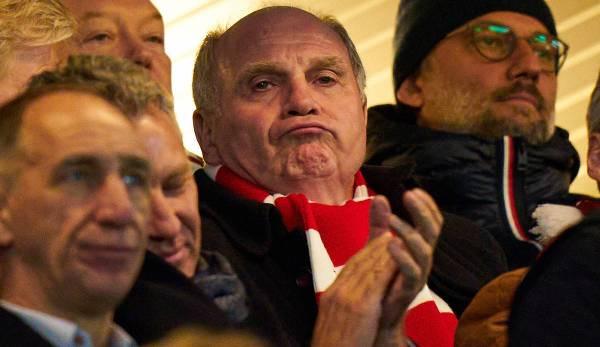 Uli Hoeneß pourrait voir le Bayern au début d'une nouvelle ère.