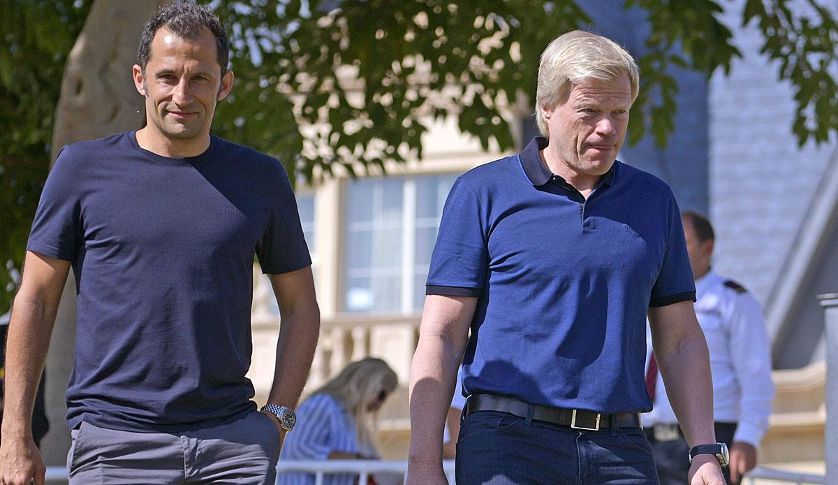 FC Bayern - Oliver Kahn über Wechsel von Alexander Nübel: Damals eine sinnvolle Entscheidung