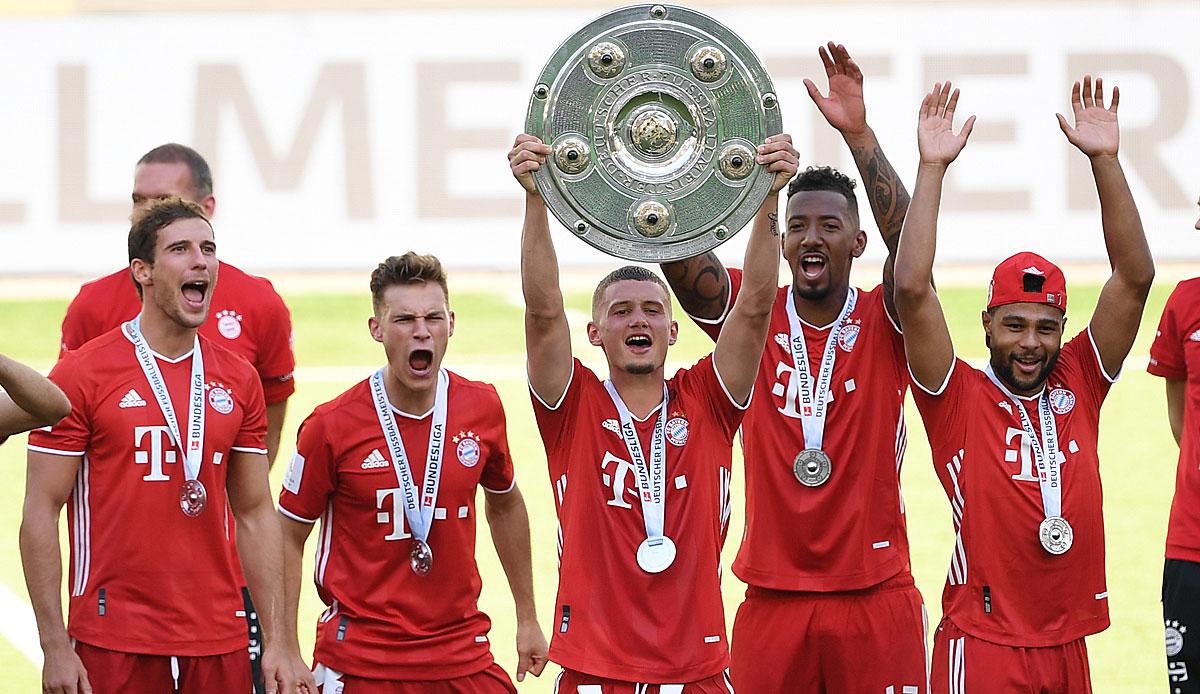 Flipboard: FC Bayern - Michael Cuisance blüht zum Saisonende auf ...