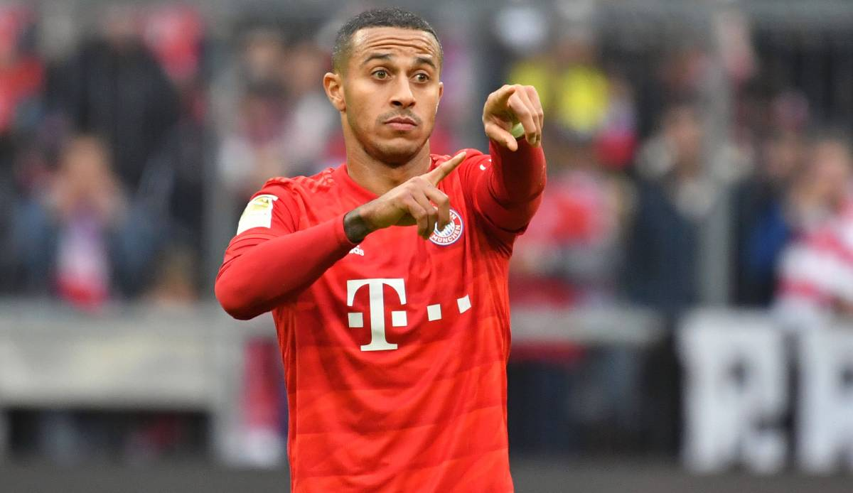 Turnaround in Thiago? FCB-Star, seem to have farewell – World ...