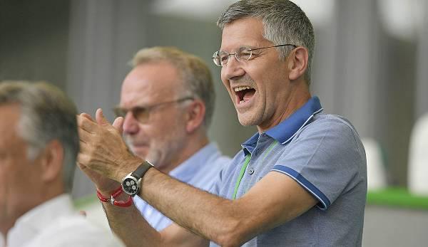 Le président Herbert Hainer considère le champion du record allemand du Bayern Munich comme l'un des favoris pour le titre en Ligue des champions.