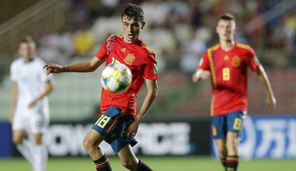 Top talent Pedri: En Espagne, ils lui font confiance pour devenir le nouveau Iniesta.