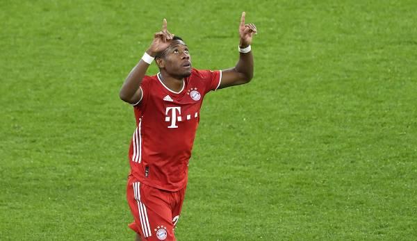 Der FC Bayern München will David Alaba trotz 2021 auslaufenden Vertrags offenbar nicht im Winter verkaufen.