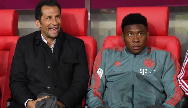 Le directeur sportif du Bayern Hasan Salihamidzic avec David Alaba: Y a-t-il eu une conversation en tête-à-tête sur l'ultimatum expiré pour prolonger le contrat?