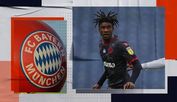 Omar Richards steht offenbar vor einem Wechsel zum FC Bayern München.
