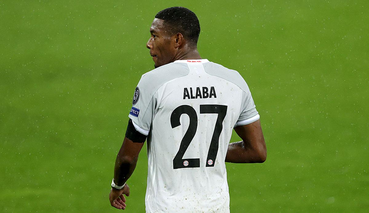 FC Bayern rechnet mit Alaba-Abschied zu Real Madrid - Militao als Nachfolger?