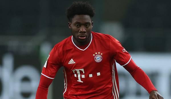 Alphonso Davies hat bei Bayern den Durchbruch geschafft.