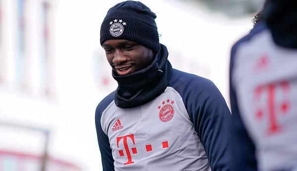 Kam im Sommer ablösefrei von PSG und machte erst 21 Bundesligaminuten für den FC Bayern: Innenverteidigerjuwel Tanguy Nianzou.