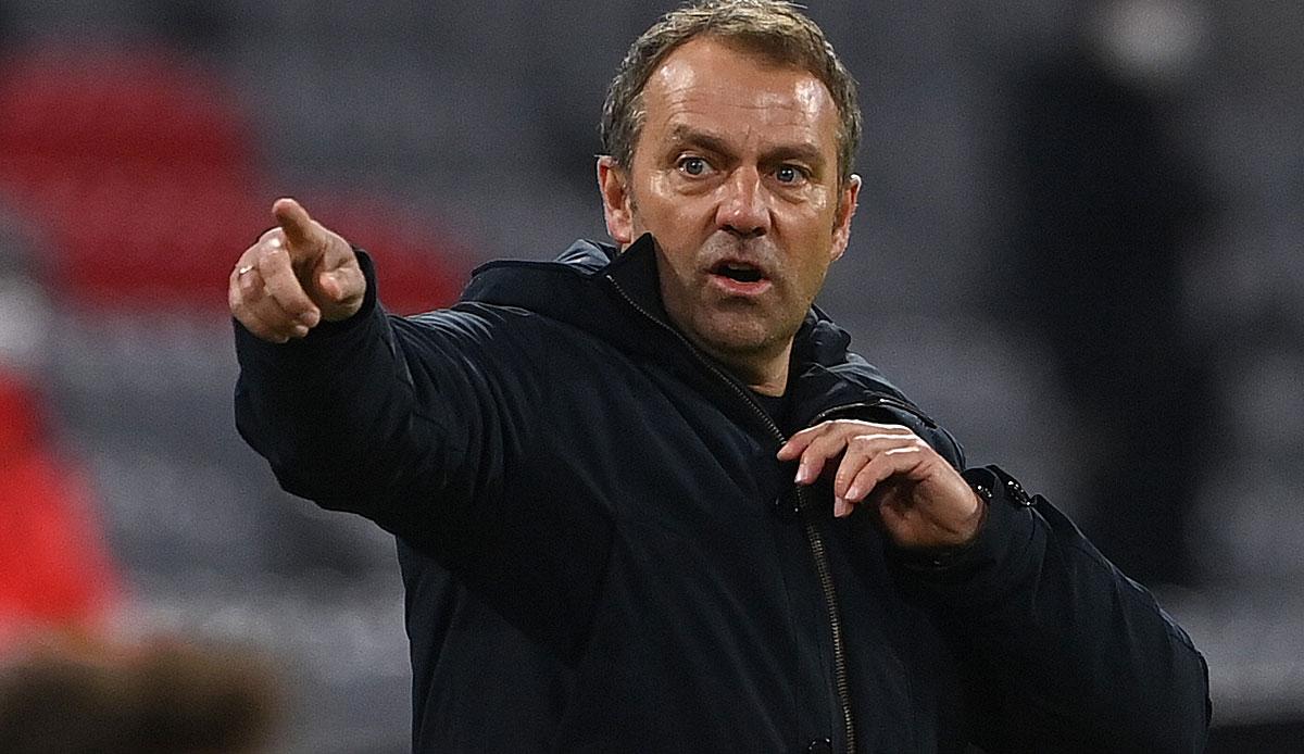 FC Bayern: Trainer Hansi Flick geht offenbar juristisch gegen AfD-Bundestagsabgeordneten vor - SPOX