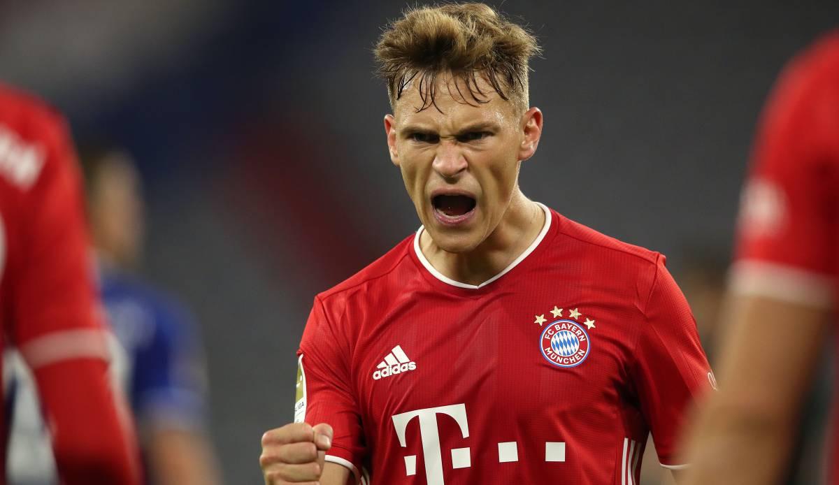 FC Bayern, News und Gerüchte: Joshua Kimmich nennt Wendepunkt für 6. Titel - SPOX