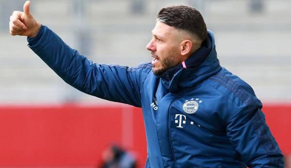 Martin Demichelis wird wohl der alleinige Trainer der Amateure des FC Bayern ab Sommer.