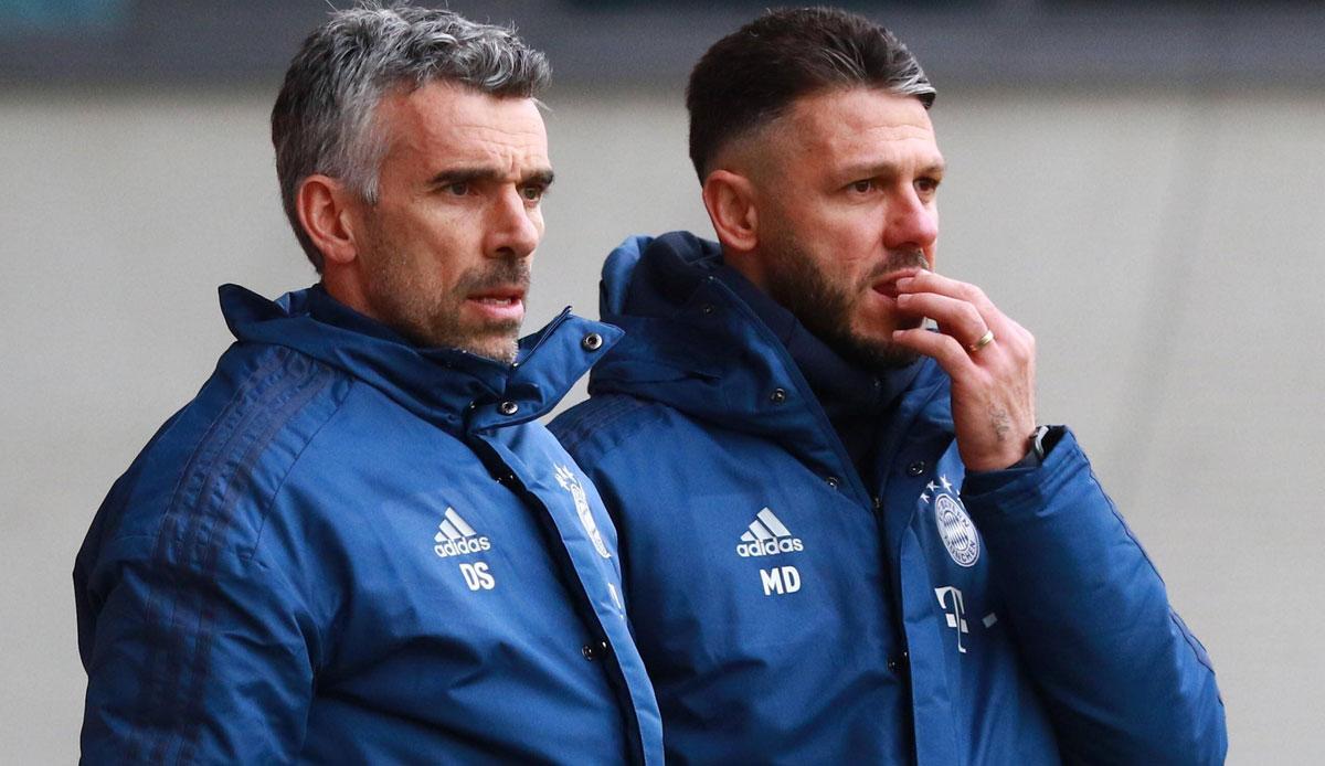 FC Bayern: Danny Schwarz und Martin Demichelis übernehmen Traineramt der Amateure vorzeitig