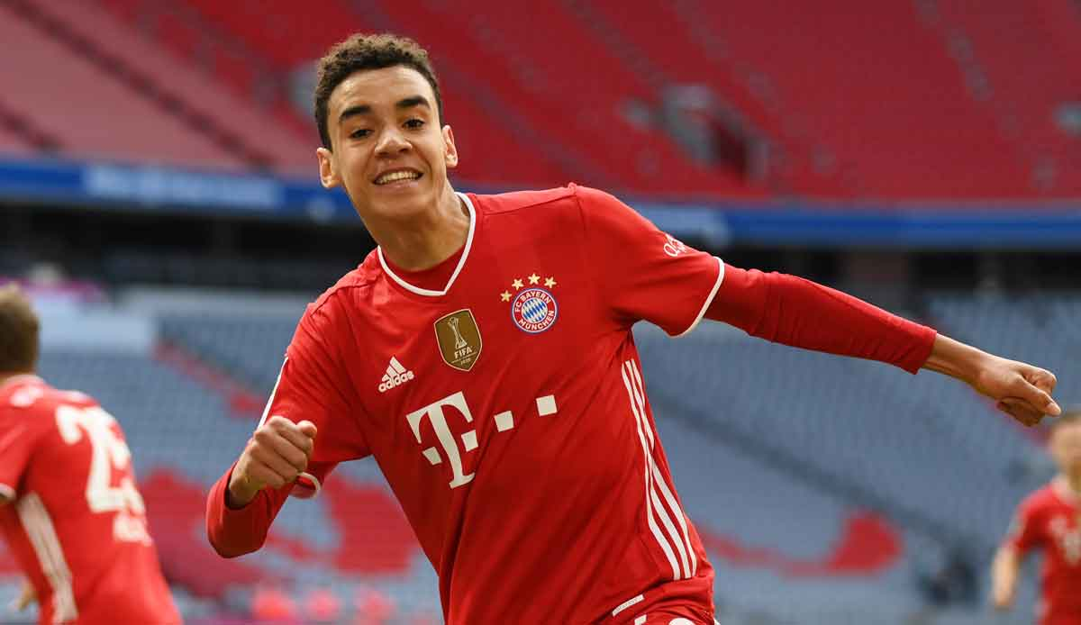 """FC Bayern Munich - How Jamal Musiala supports children from Southampton: """"We couldn't be more grateful"""" - Hesgoal"""