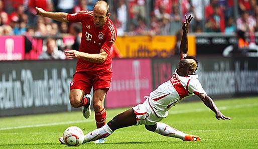 F r ex bundesliga star ailton tochter trifft gegen mucki for Bundesliga 2010