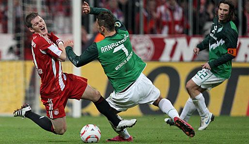 Bayern Bremen Ergebnis