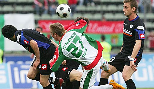 Augsburg Letzte Spiele