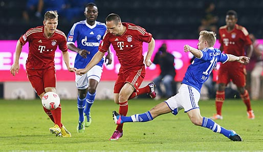 Pronostic Schalke – Bayern Munchen 30.08.2014 thumbnail